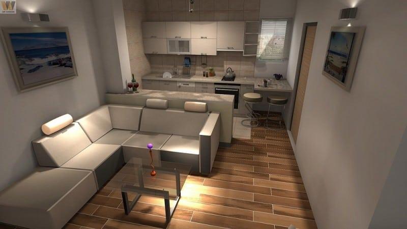 חוזה שכירות דירה מחולקת או מפוצלת
