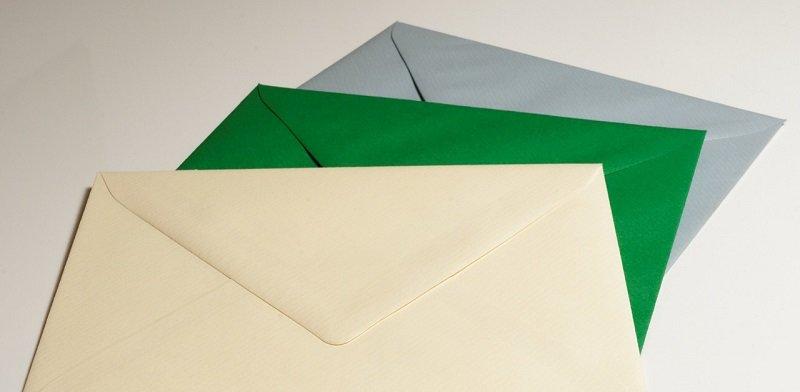 מכתב כוונות - מכתב דואר