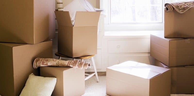 קופסאות אריזה - צו פינוי שוכר שלא מתפנה