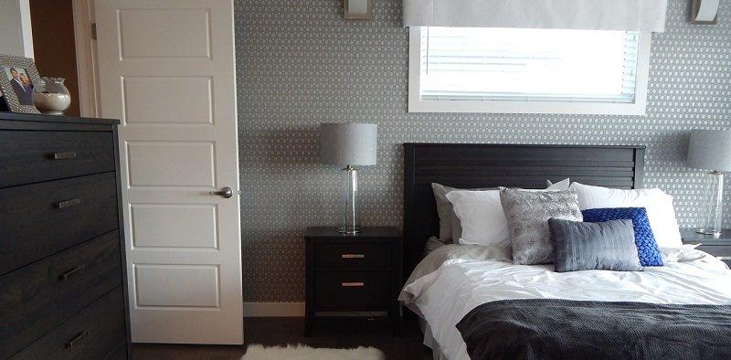 איך קונים דירה - חדר שינה בדירה