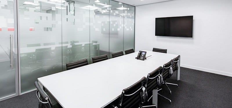 ניהול משא ומתן - חדר דיונים