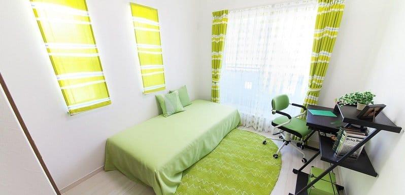 קונים דירה - חדר שינה