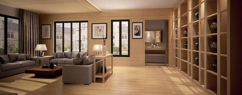 תיווך דירות יוקרה - סלון