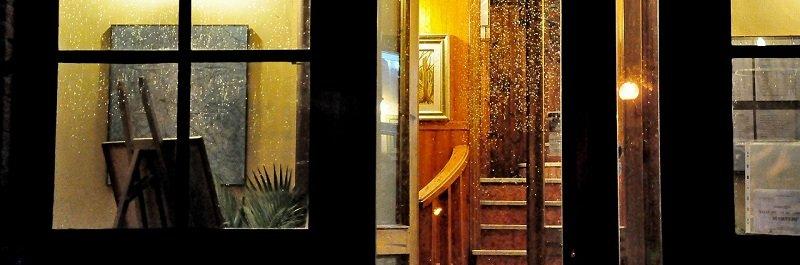 דירות להשקעה - כניסה לבניין