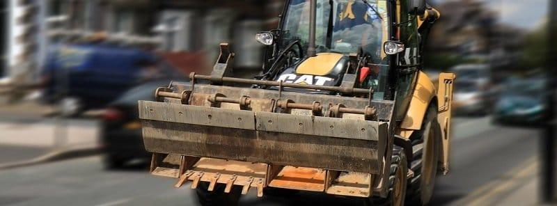 היתר בניה - עבודה בשטח