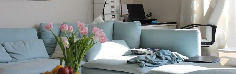 תהליך רכישת דירה - סלון דירה