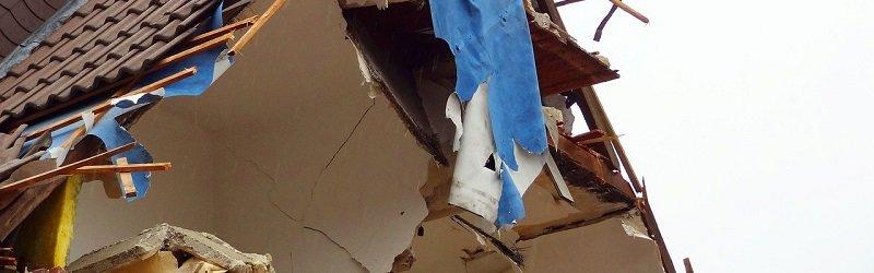 ליקויי בניה - גג שבור