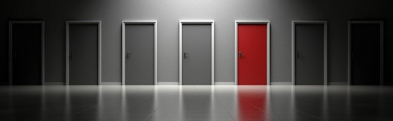 הדרך להצלחה - הדלת הנכונה להצלחה