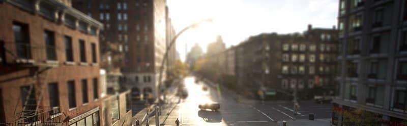 """השקעה בארה""""ב - רחוב בעיר נו יורק"""