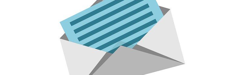 דיווח על מכירת דירה - שליחת דואר
