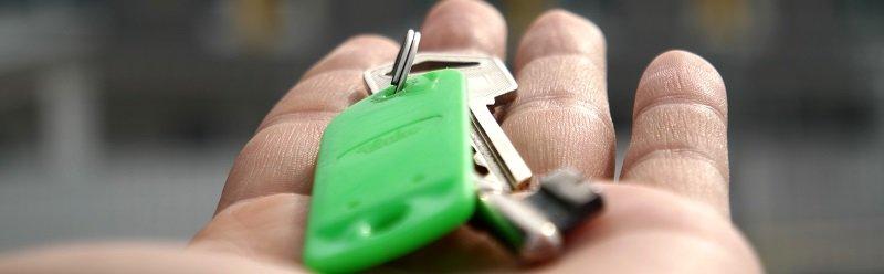 מס ירושה על דירה - מפתח לדירה