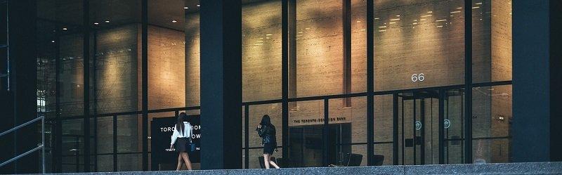 שותפות מוגבלת LLC - בניין משרדים
