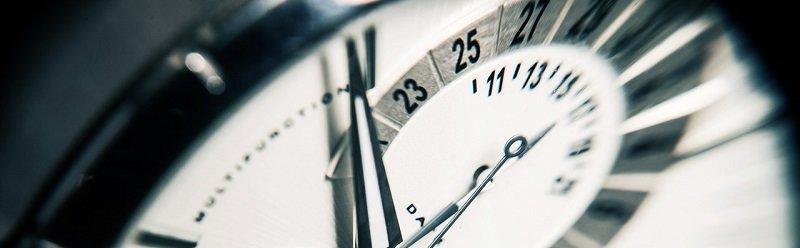 השקעה לטווח קצר - שעון