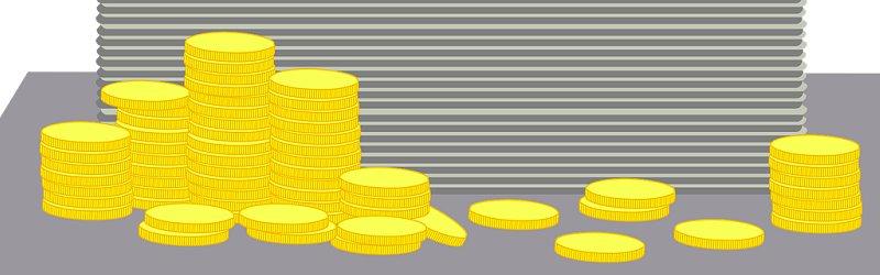 הכנסה פסיבית - איסוף מטבעות כסף