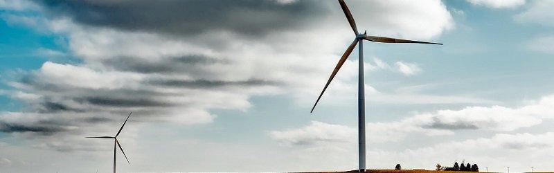השקעה באנרגיה מתחדשת - טורבינות רוח